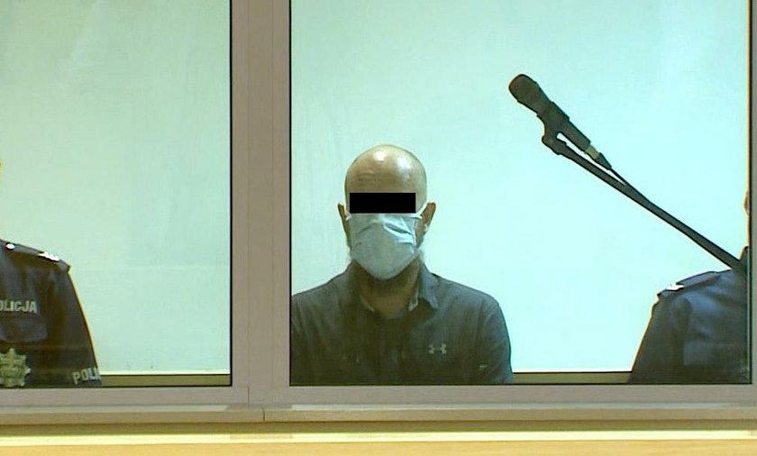 Rzeźnik z Dębca, który zamordował żonę i wysadził kamienicę, został skazany na dożywocie