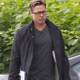 Brad Pitt ściął włosy. Wygląda młodziej