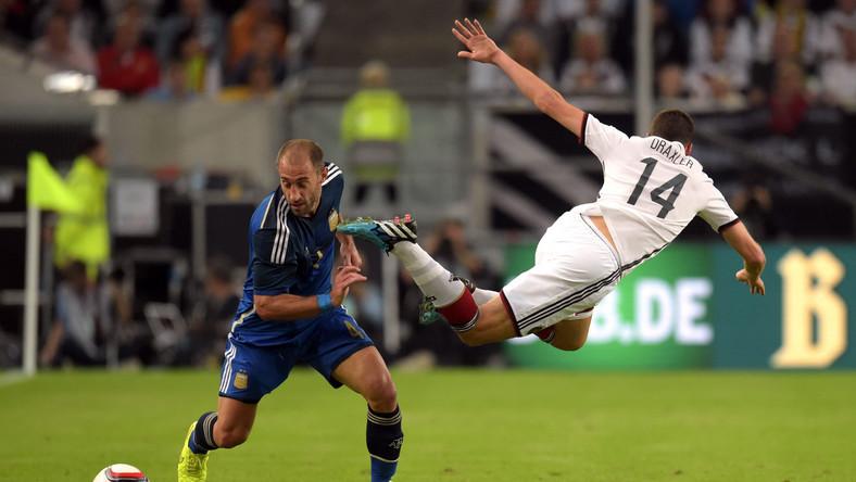 Julian Draxler i Pablo Zabaleta