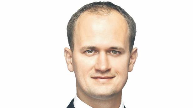 Łukasz Czernicki, główny ekonomista Ministerstwa Finansów