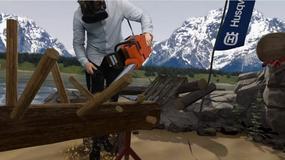 Husqvarna Limberjack - pierwsza gra wideo od producenta sprzętu dla drwali