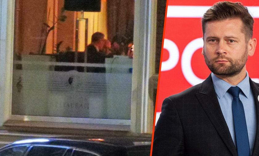 Poseł Porozumienia Kamil Bortniczuk przyłapany, jak imprezował mimo reżimu sanitarnego