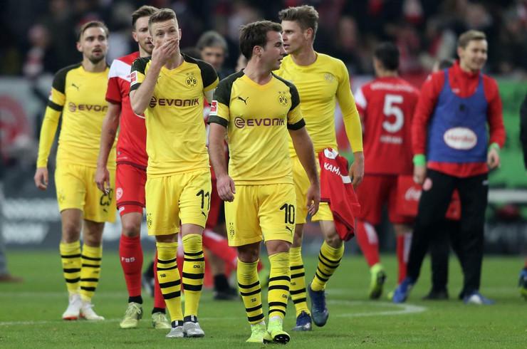 FK Fortuna, FK Dortmund