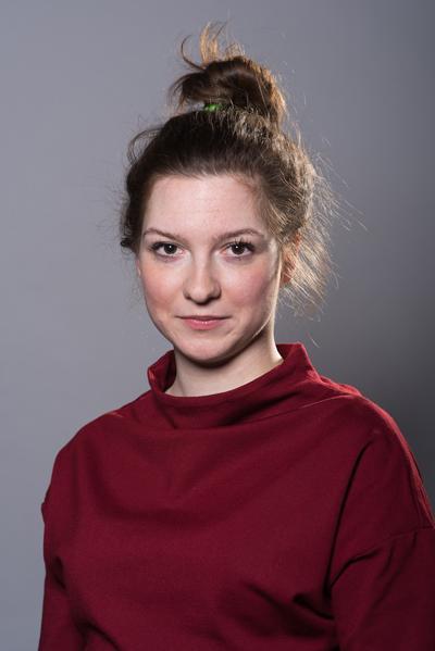 Julia Jeschke - psycholog, psychoterapeutka, zdjęcie B. Sawka