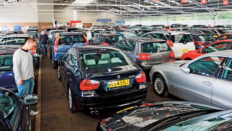 Używane Auto Z Anglii Jak Gdzie I Za Ile