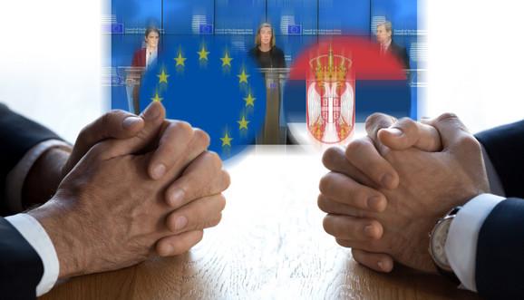 Srbija prema premijerkinim rečima nastoji da nastavi put ka EU