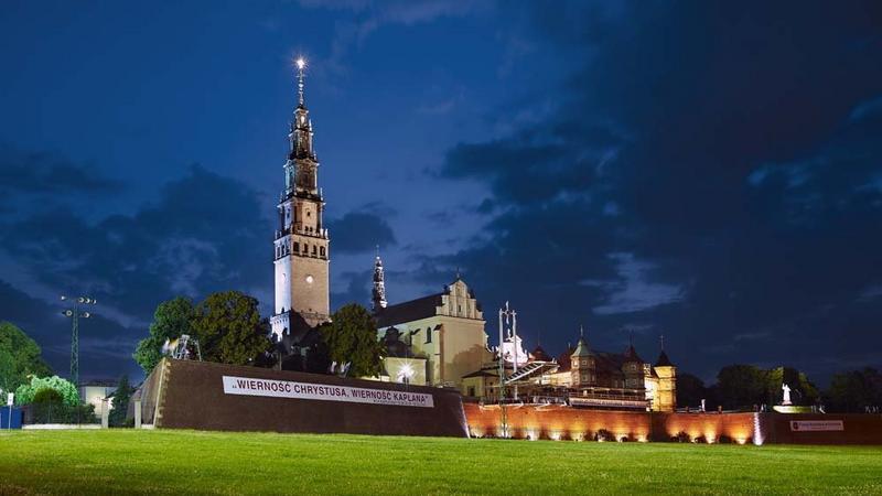 Sanktuarium NMP na Jasnej Górze w Częstochowie