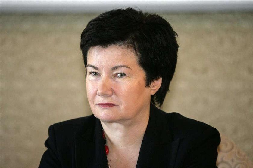 Szkodliwe działania prezydent Gronkiewicz-Waltz
