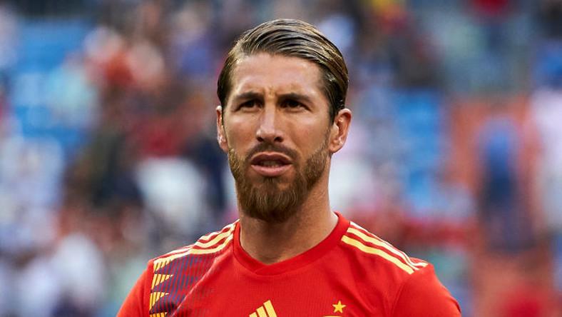 Sergio Ramos Pokazał Nowy Tatuaż Sport