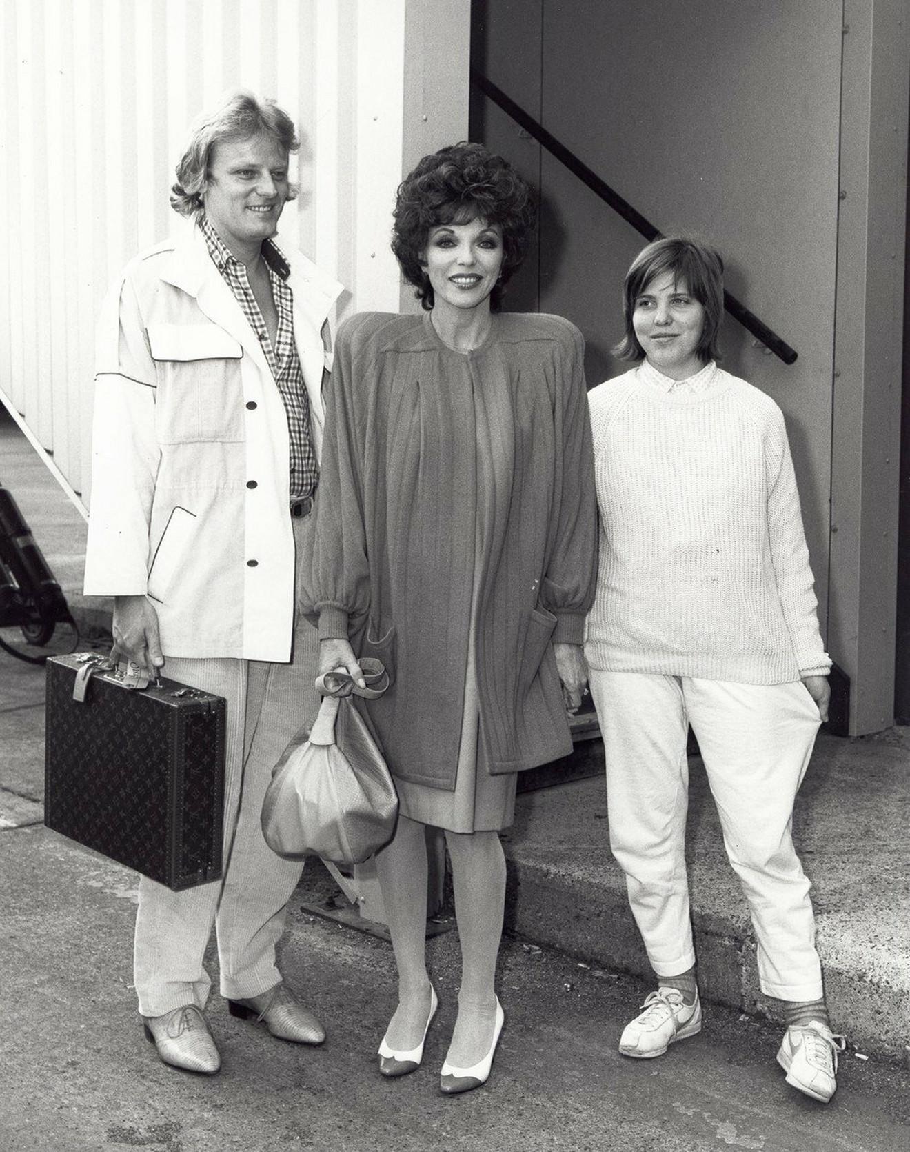 Sa četvrtim suprugom i ćerkom Katjanom