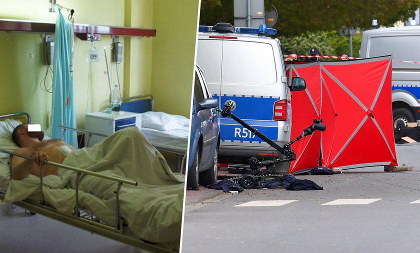 Śmierć policjanta w Raciborzu. Bandyta trafi na trzy miesiące do aresztu