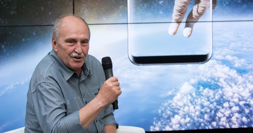 Poznaj historię Tadeusza Kuziory - człowieka, który dotarł do przedsionka kosmosu