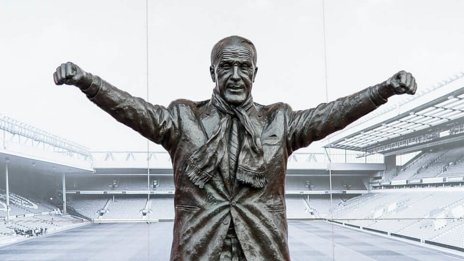 Posąg Billa Shanky'ego