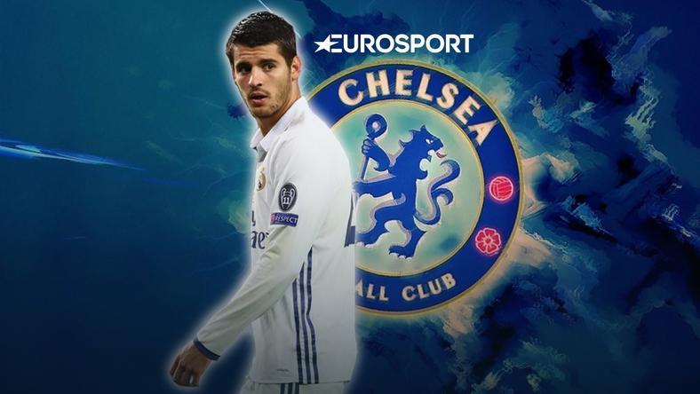 Alvaro Morata oficjalnie piłkarzem Chelsea