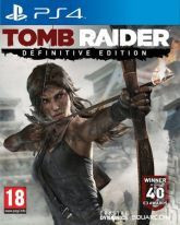 Okładka: Tomb Raider, Tomb Raider: Definitive Edition