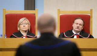 Sędzia Pszczółkowski w zdaniu odrębnym: Brak podstaw do niedopuszczania trzech sędziów do orzekania