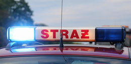 Płonącego 14-latka gasili przechodnie