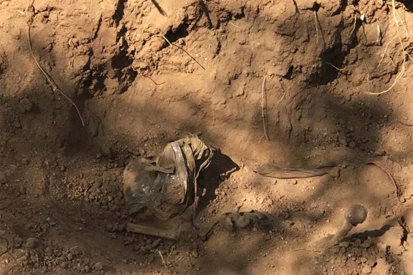 Zaginięcie ślicznej modelki. Jej ciało znaleziono w płytkim grobie