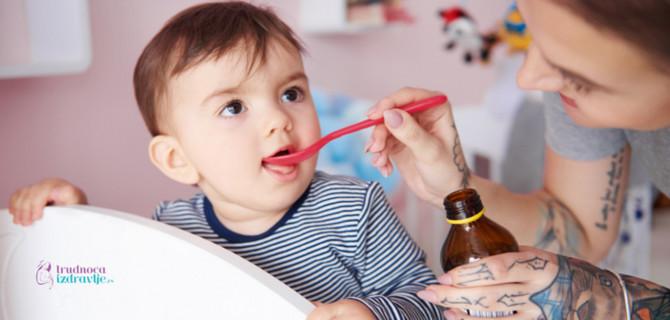 Saveti lekara za primenu lekova kod dece