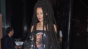 Rihanna zrobiła sobie dredy!