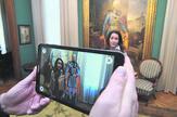 Galerija Matice srpske, aplikacija Doživi umetnost, virtualna tura, Tijana Palkovljević Bugarski