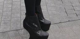 O matko! Która polska gwiazda ma taki buty?