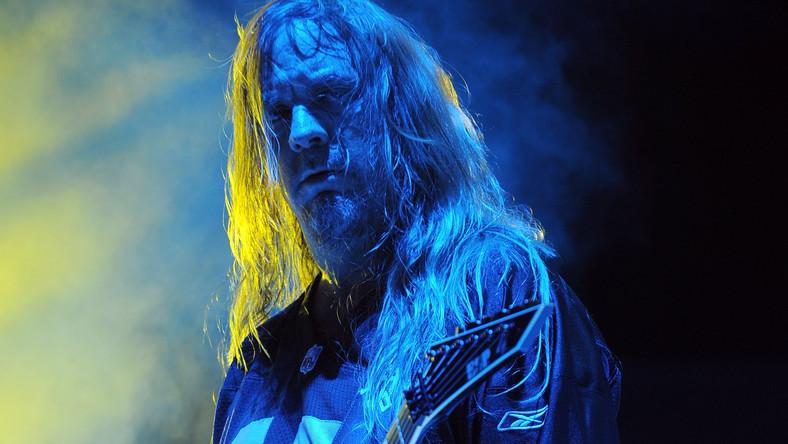 Jeff Hanneman odszedł 2 maja2013 roku