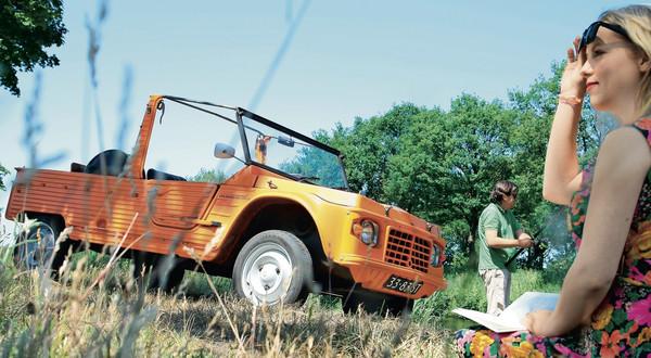 Czy pamiętacie Citroëna Méhari?