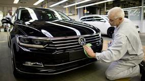 Opóźnienie w produkcji VW Passatów – winni Czesi