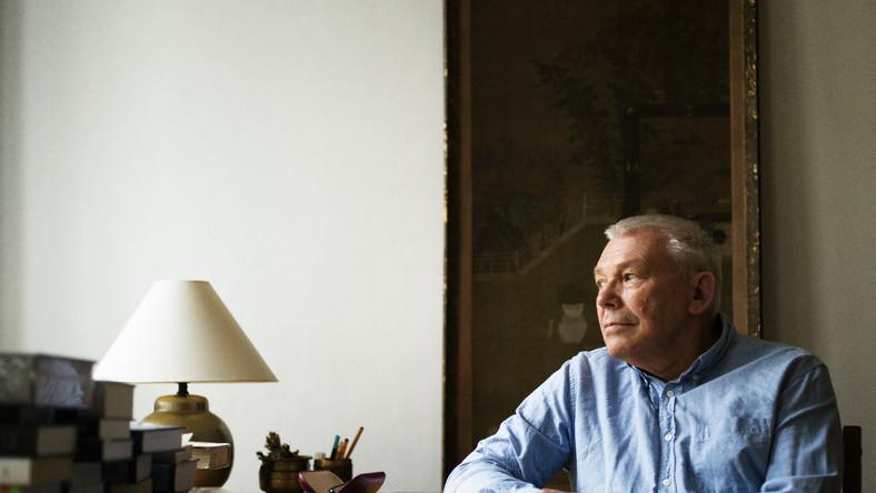 Andrzej Chojnowski fot. Darek Golik