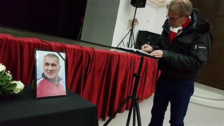 Sahrana Gpran Stojić Doboj