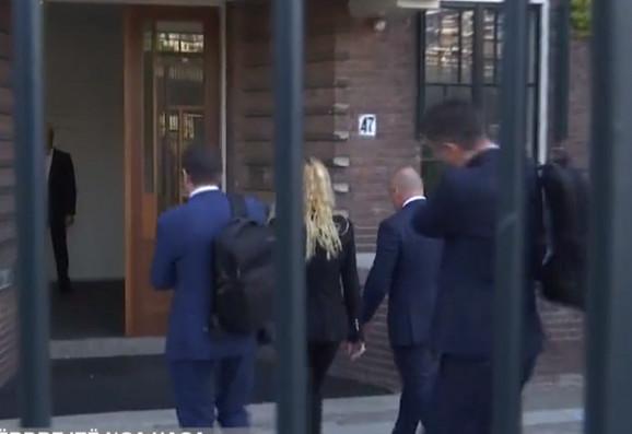 Haradinaj stiže na saslušanje