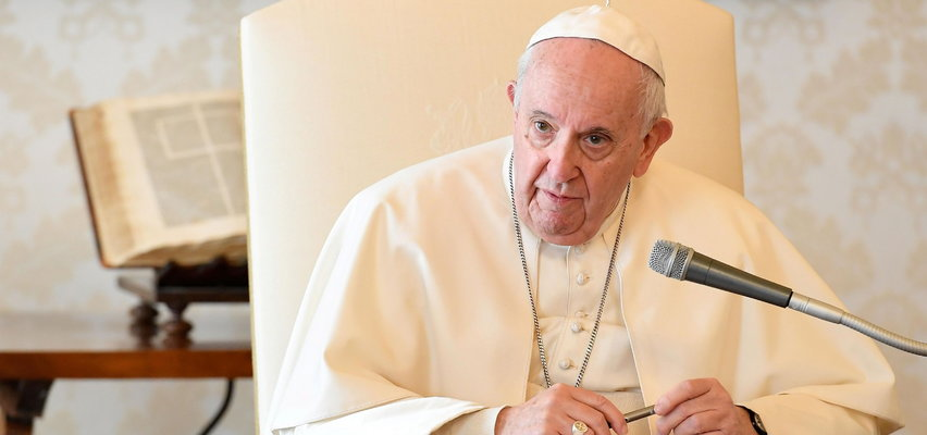 Do papieża Franciszka przyszedł wstrząsający list. Nakazał go upublicznić