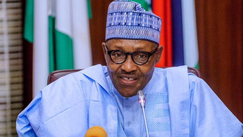 Buhari says peace remains key to achieving rapid development in ...