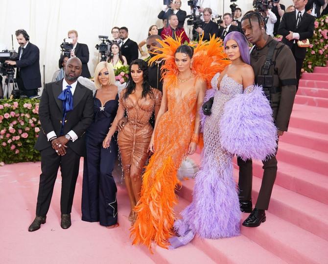Neke od najvećih zvezda rijalitija na Met Gali u Njujorku 2019. godine