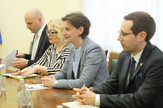 andrea orizio andrea oricio sef misije oebs i ana brnabic foto Promo Vlada Srbije (5)_preview
