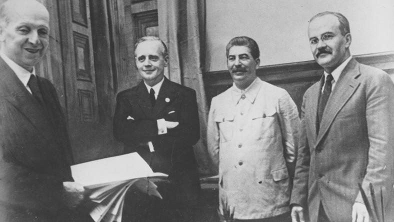 Pakt Ribbentrop-Mołotow. 75 lat temu uzgodniono szczegóły rozbioru Polski