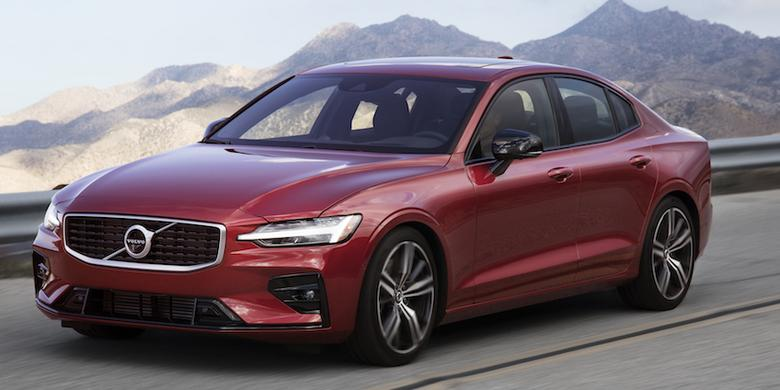 Nowe Volvo S60: sportowa klasa średnia