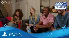 Granie na konsoli przez smartfona. Sony uruchamia PlayLink