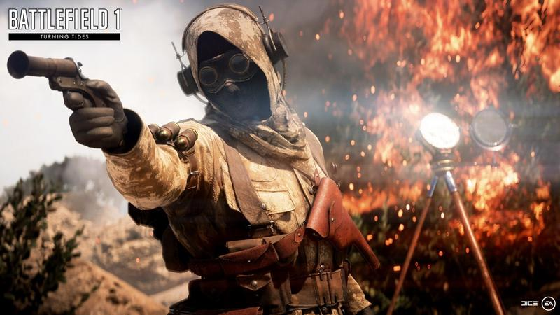 Battlefield 1 - Niespokojne Wody