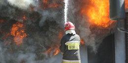 Pożar baru we Władysławowie. Są ranni