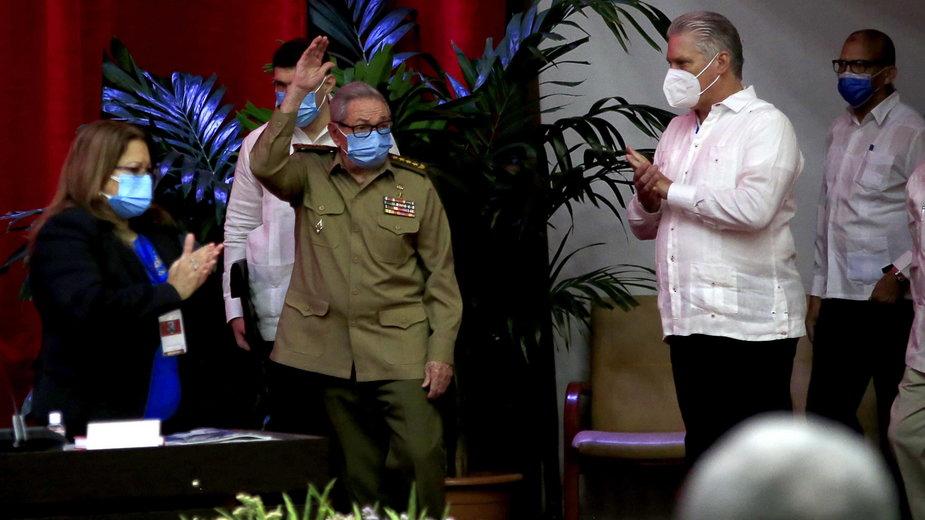 Kuba: Raul Castro rezygnuje z funkcji szefa Partii Komunistycznej Kuby