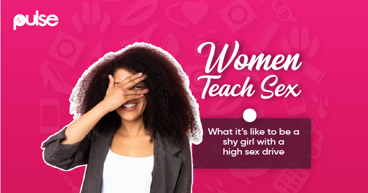 How it feels to be a shy woman with a high sex drive | #
