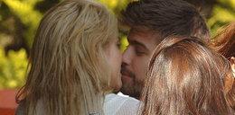 Namiętny pocałunek gwiazdy muzyki z gwiazdorem futbolu! PRZYŁAPANI!