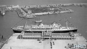 Makieta transatlantyka MS Batory atrakcją Muzeum Emigracji w Gdyni