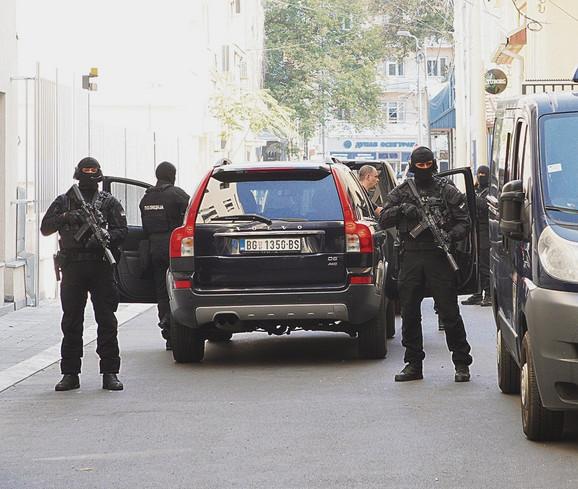 Pod budnim okom policijskih snaga