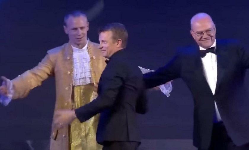Gala z udziałem Raikkonena