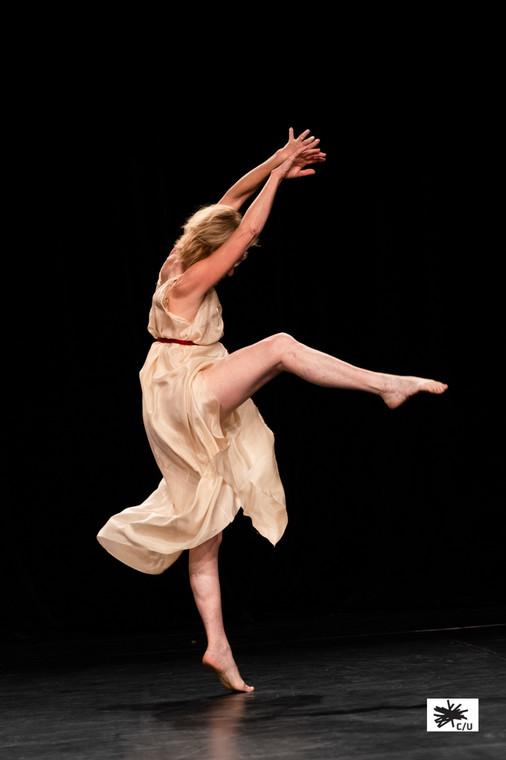 """""""Isadora Duncan"""", fot. Marta Ankiersztejn"""