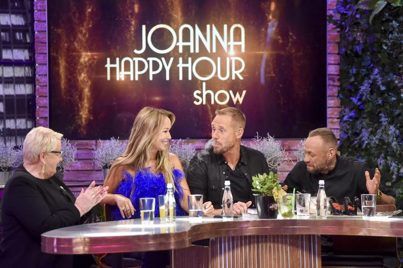 """Joanna Happy Hour Show"""