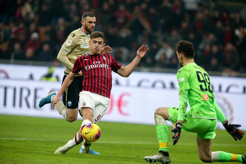 Na transferze Krzysztofa Piątka (25 l.) z Milanu do Herthy zarobią też polskie kluby.